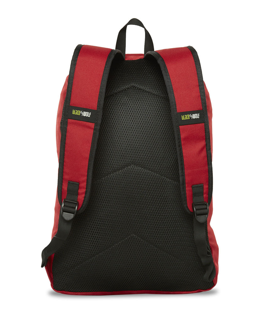BlackWolf Quix 25 Daypack - Chilli