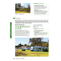 Camping Guide to Queensland Book