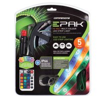Companion Epak 12V Coloured LED Light Strip - 5m