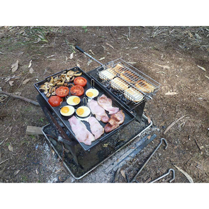 Slot Me In The Wedge Combo Xlerplate Grill/Hot Plate