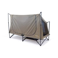 OZtrail Easy Fold Stretcher Shelter - Single