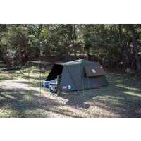 Coleman Northstar Instant Up 6 Lighted DarkRoom Tent