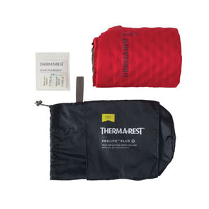 Therm-A-Rest ProLite Plus Self-Inflating Mat Cayenne - Small