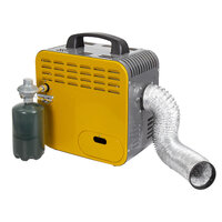 Gasmate Ducted Camping Gas Heater