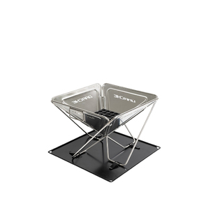 Darche Stainless Steel BBQ 450 Firepit