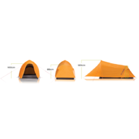 Zempire Atmos Hiking Tent