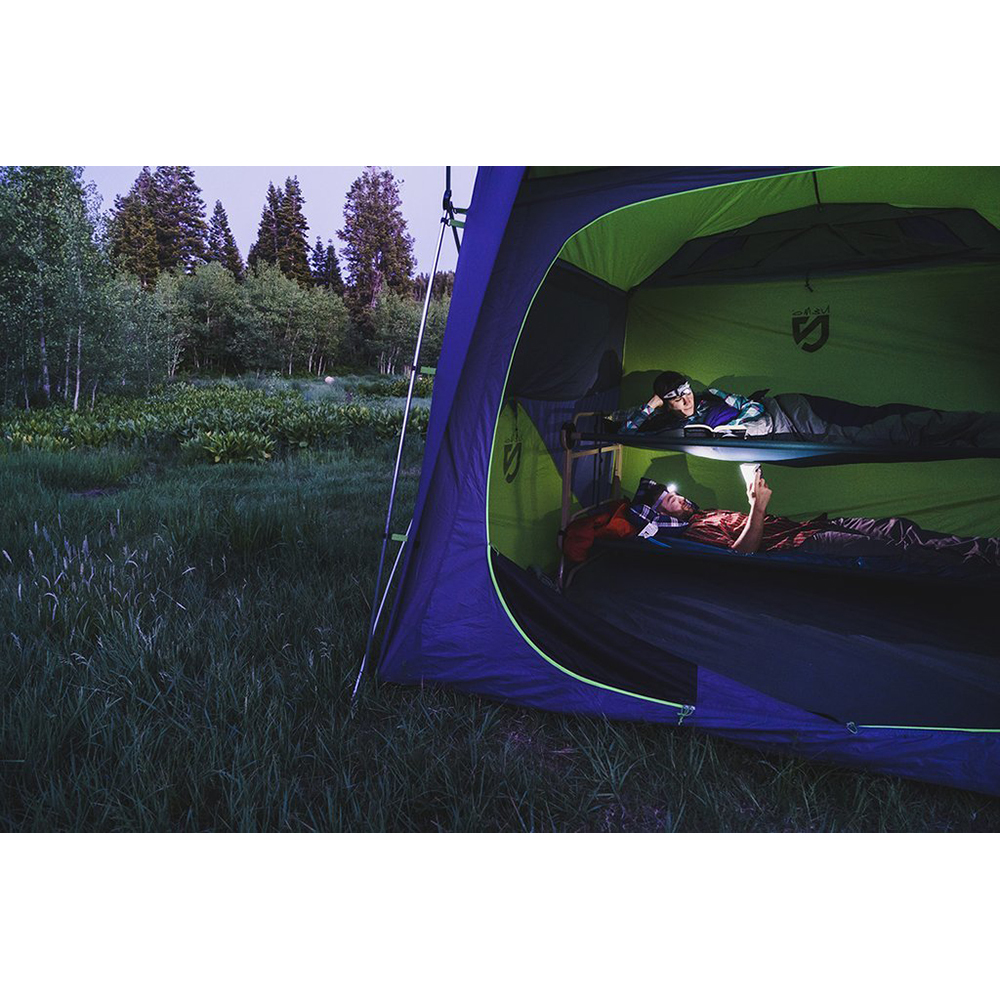 Disco Bed Cam O Bunk Large Tentworld