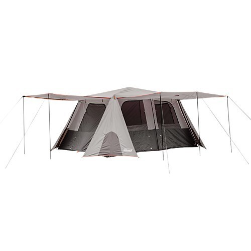 Coleman Instant Up 10 Tent - Silver Series - Full Fly