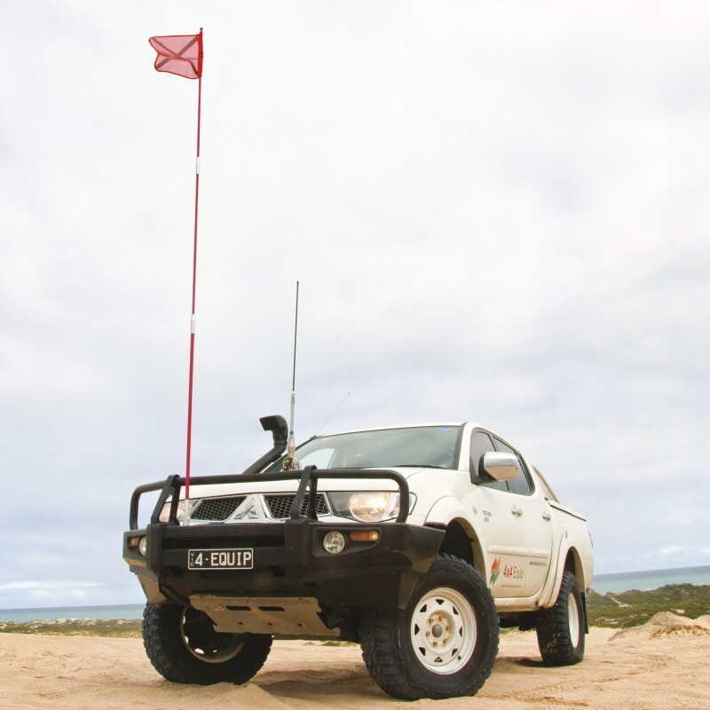 4X4 Equip Safety Flag 3m Pole