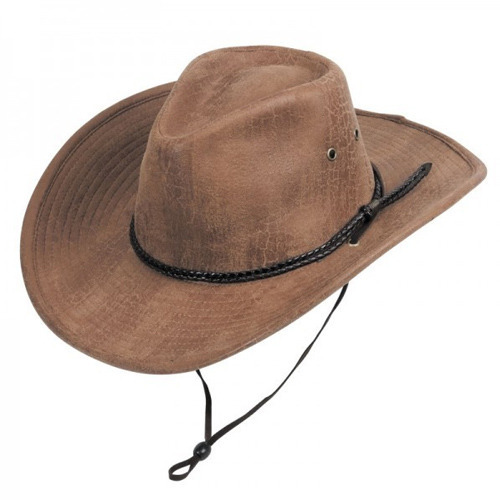 Jack Jumper Tracker Hat - Tan