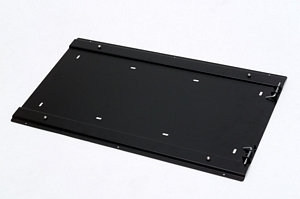 National Luna S-Steel Quick Release Mounting Plate suit 40L & 65L Models