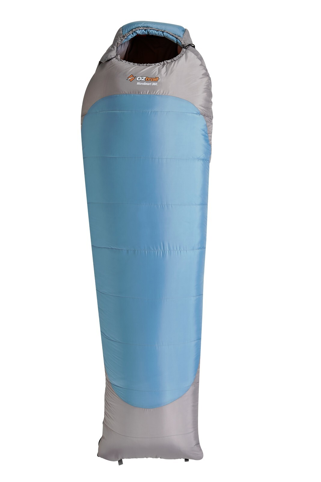 OZtrail Outerlimits MicroSmart 90 Sleeping Bag - Blue