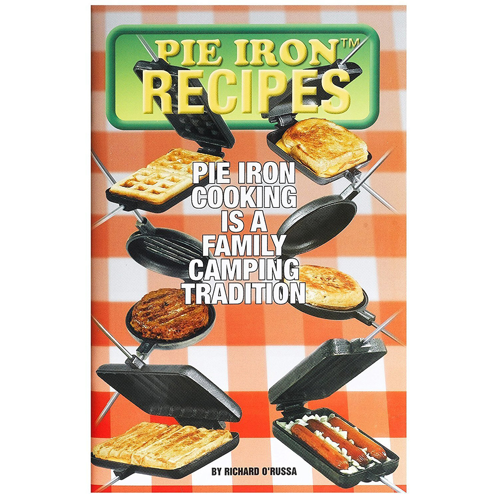 Rome Pie Iron Recipe Cook Book