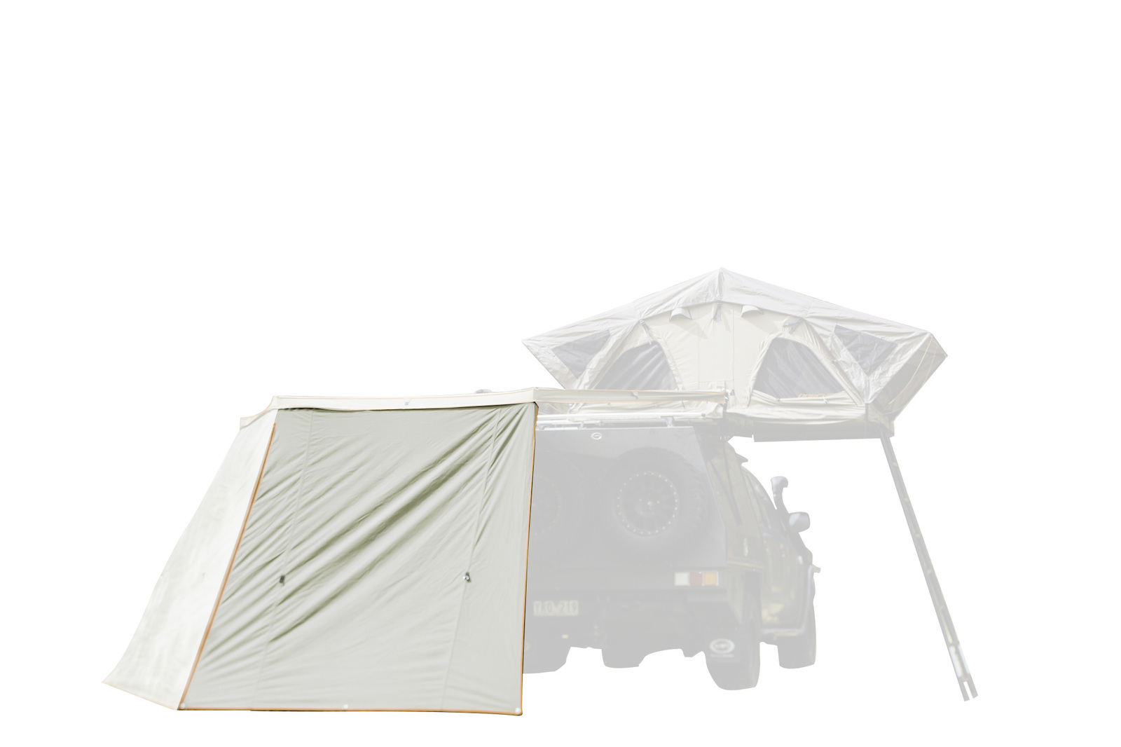 Darche Side Wall For 270 Awning C Tentworld