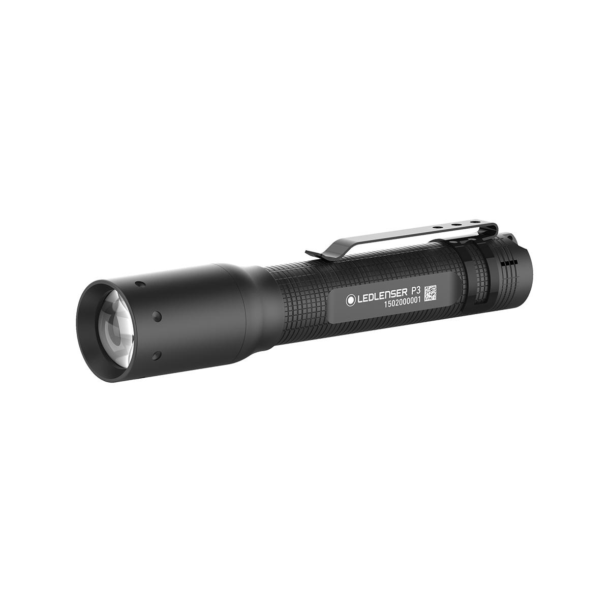 Led Lenser P3 Torch - Gift Box - Tentworld 65f03429ce