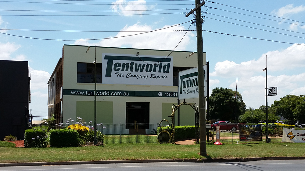 The Tentworld Toowoomba c&ing store has been open since 1968 and continues to provide the Toowoomba region with top-of-the-range c&ing gear at discount ... & Tentworld Toowoomba Camping Store - Tentworld