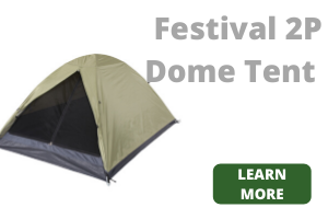 OZtrail Festival 2P Dome Tent from Tentworld