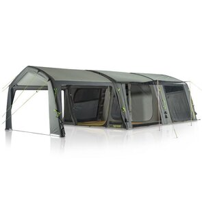 Zempire Fortress Canvas Air Tent with Air Awning