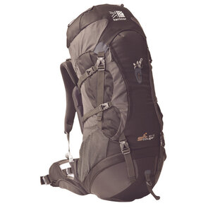 Karrimor Cougar 60L to 70L Backpack - Black/Cinder