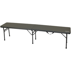 Coleman Bench Fold-in-Half - 6ft