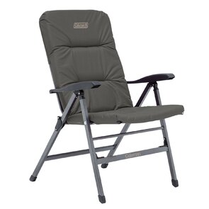 Coleman Pioneer 8 Position Chair - Charcoal Grey