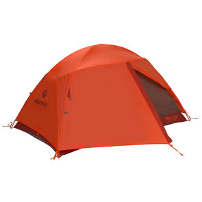 Marmot Hiking Tent - Catalyst - 2 Person - Rusted Orange/Cinder