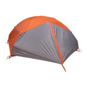 Marmot Hiking Tent - Tungsten - 2 Person - Blaze/Steel