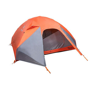 Marmot Tungsten Hiking Tent - 4 Person - Blaze/Steel