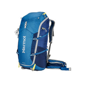 Marmot Graviton 34 Backpack - 34L - Blue Night/Dark Ink