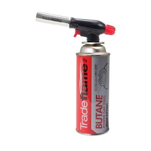 Tradeflame Gas Torch with Butane Cartridge Kit