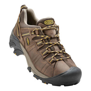 Keen Targhee II WP Low Mens Boots - Cascade Brown Golden Yellow