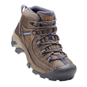 Keen Targhee II WP Mid Womens Boots - Goat Crown Blue