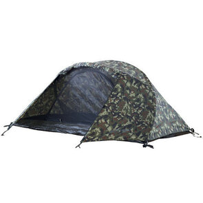BlackWolf Stealth Mesh Camo - 2 Person Hiking Tent