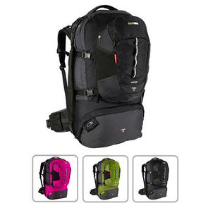 BlackWolf Cuba Backpack - 75L