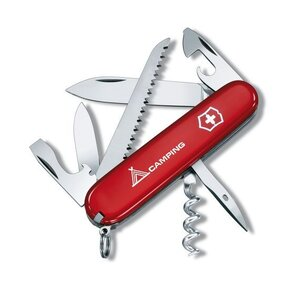Victorinox Camper Red Swiss Army Knife
