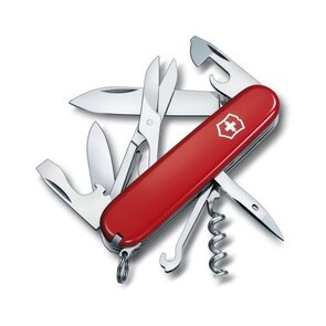 Victorinox Climber Red Swiss Army Knife