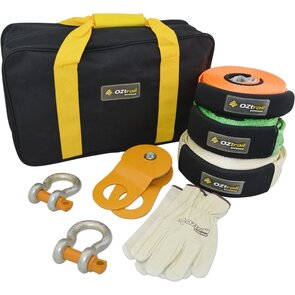 OZtrail Recovery Kit Heavy Duty 7 Pieces