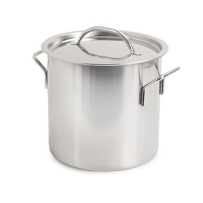 Campfire Stockpot 12L Stainless Steel