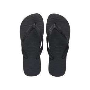 Havaianas Top Black Thongs - Size: 41/42