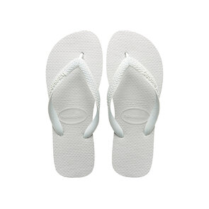 Havaianas Top White Thongs