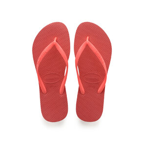 Havaianas Slim Coral New Thongs