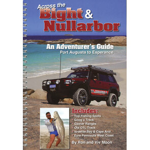 Moon Across the Bight and Nullarbor Book - Edition 1