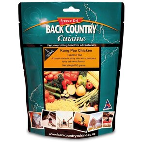 Back Country Kung Pao Chicken Food - 1 Serve