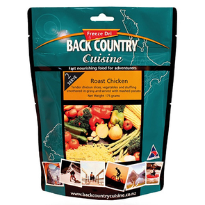 Back Country Roast Chicken Food - 2 Serve