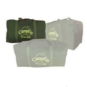 CampEzi Canvas Duffle Bag - Medium - 50 litres