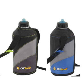 OZtrail 1L Water Bottle with Insulated Cover