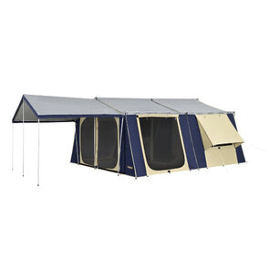 OZtrail 15x16 Canvas Cabin Tent