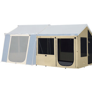 OZtrail Canvas Sunroom suits Cabin Tent