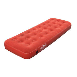 OZtrail Single Velour Air Mat Bed