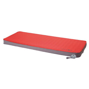Exped MegaMat 10 LXW King Single Self Inflating Mattress - Ruby Red